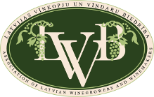Latvian Wine Tour logo